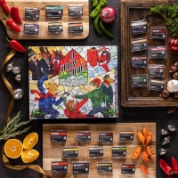 MAN CRATES Jerky Advent Calendar and other Great Advent Selections Photo