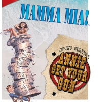 Tickets on Sale for Desert Theatricals Season Featuring MAMMA MIA!, ANNIE GET YOUR GU Photo