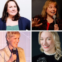 Share a Few Laughs at Metropolis With THE APRIL FEMALE FUNNY FOOLS COMEDY JAM