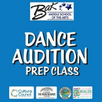Audition Prep Class and More Announced At Lake Worth Playhouse Photo