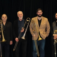 Composer Concordance to Present WORDS AND MUSIC Featuring So Wrong It's Right Trombon Photo
