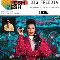 Quadio Announces Pride 'Profesh Sesh' With Hip-Hop Icon Big Freedia in Partnership With Th Photo