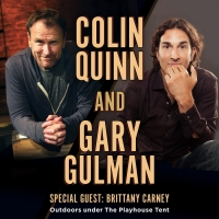Colin Quinn And Gary Gulman Team Upfor Two Outdoor Shows At The Ridgefield Playhouse Photo