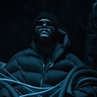 VIDEO: The Weeknd Joins Swedish Mafia House for 'Moth to a Flame' Music Video Photo