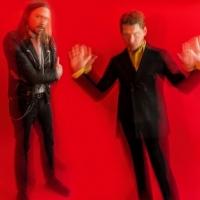 Johnossi Announce Sixth Album 'Torch // Flame'