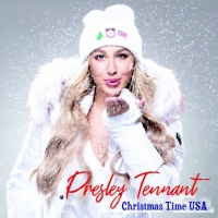 THE VOICE Season 16 Finalist Presley Tennant Releases New Holiday Single