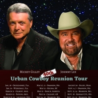 Mickey Gilley and Johnny Lee Announce The 'Urban Cowboy Reunion Tour' Photo