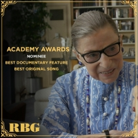 State Theatre New Jersey Offers RBG, A Film By Betsy West And Julie Cohen Photo