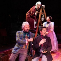 BWW Review: EBENEZER SCROOGE'S BIG SAN DIEGO CHRISTMAS SHOW at The Old Globe is festi Photo
