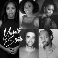 Whitney White, Charlie Thurston, Phoenix Best and More to Star in MACBETH IN STRIDE W Photo