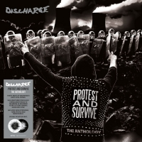 Discharge Celebrates 40th Anniversary with PROTEST AND SURVIVE – THE ANTHOLOGY