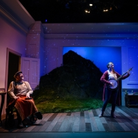 BWW Review: Lauren Gunderson's THE HEATH Creates Theatre Magic at Warehouse Theatre Photo