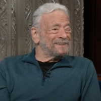 VIDEO: Stephen Sondheim Talks New Musical and Reveals the Title on THE LATE SHOW