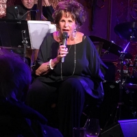 BWW Review: LAINIE KAZAN Cuts Her Suit To Fit Her Cloth and Shows Laryngitis Can't St Photo