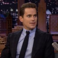 VIDEO: Matt Bomer Addresses Tom Brady Biopic Rumors on THE TONIGHT SHOW WITH JIMMY FALLON