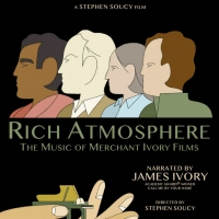 RICH ATMOSPHERE: THE MUSIC OF MERCHANT IVORY FILMS to Debut at OutFest 2020's Digital Photo