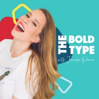 Jennifer Pernia Launches New Podcast THE BOLD TYPE, Featuring Latinx People in the Ar Photo