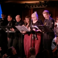 VIDEO: 'You Are Here,' a Cut Song from COME FROM AWAY at CUT FROM AWAY At Feinstein's Photo