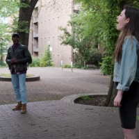 VIDEO: College Student is Unexpectedly Joined By Opera Singer While Filming Performan Photo