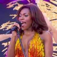 VIDEO: Nkeki Obi-Melekwe Performs TINA Medley on GOOD MORNING AMERICA Photo