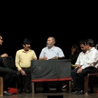 Theatre Returns To Shri Ram Center With Rama Pandey's Play GIRAFTARI Photo