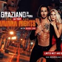 Graziano Di Prima Announces Havana Nights, New National Tour For 2020 Photo