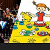 Live Stream PIPPI LONGSTOCKING IN CONCERT at Berwaldhallen