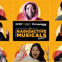 The 5th Avenue Theatre Presents RISING STAR PROJECT: RADIOACTIVE MUSICALS VOLUME 2 Photo