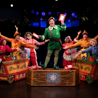 BWW Review: ELF - THE MUSICAL at Toby's Dinner Theater Photo