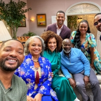 WILL SMITH Shares First Look Photos From Upcoming FRESH PRINCE REUNION SPECIAL Photo