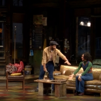 PLAY OF THE DAY! Today's Play: JITNEY by August Wilson Photo