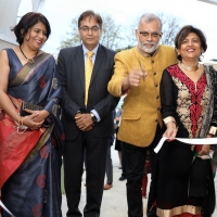 National Indo-American Museum Opens At Umang and Paragi Patel Center in Lombard Photo