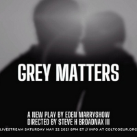 Russell G. Jones & Laila Robins Join the Cast of Colt Coeur's GREY MATTERS Photo