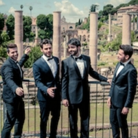 Popejoy Welcomes the Four Italian Tenors