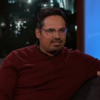 VIDEO: Michael Pena Talks About His Family's Superstitions on JIMMY KIMMEL LIVE Photo