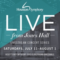 Houston Symphony Returns to the Stage With Livestream Series Photo