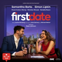 Crazy Coqs Virtual Production Of FIRST DATE Will Star Samantha Barks and Simon Lipkin Photo