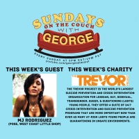 Mj Rodriguez to Appear as a Guest on SUNDAYS ON THE COUCH WITH GEORGE Photo