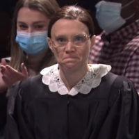 VIDEO: SATURDAY NIGHT LIVE Tributes Ruth Bader Ginsburg With Cameo From Kate McKinnon Video