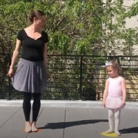 VIDEO: Sarah Hill Hosts Children's Dance Class For American Ballet Theatre