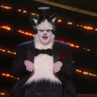 VIDEO: James Corden and Rebel Wilson Present at the Oscars While Dressed as Cats