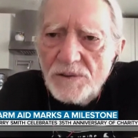 VIDEO: Willie Nelson Speaks Out On 35th Anniversary Of Farm Aid Photo