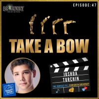 LISTEN: Joshua Turchin Talks TREVOR: THE MUSICAL and More on TAKE A BOW Podcast Photo