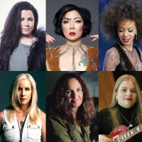 The Go-Go's, Cherie Currie, Cindy Blackman Santana, Amy Lee, & More Will Be Honored a Photo