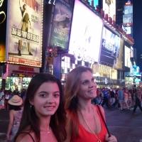 BWW Blog: Brazilian Girl Finding Her Way into Broadway Photo