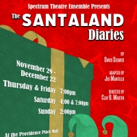 STE Presents THE SANTALAND DIARIES
