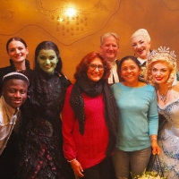 WICKED Welcomes 10 Millionth Visitor At London's Apollo Victoria Theatre