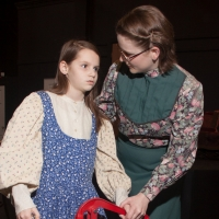 The Belmont Theatre Re-Opens with THE MIRACLE WORKER Photo