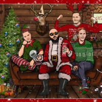 Barenaked Ladies Announce 'A Very Virtual Christmas' Streaming Event Photo