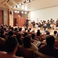 Pasatono, primera orquesta de cámara mexicana, se presentó en la Sala Manuel M. Ponce Photo